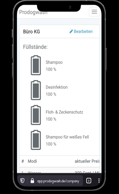 iphone 12 App Bild